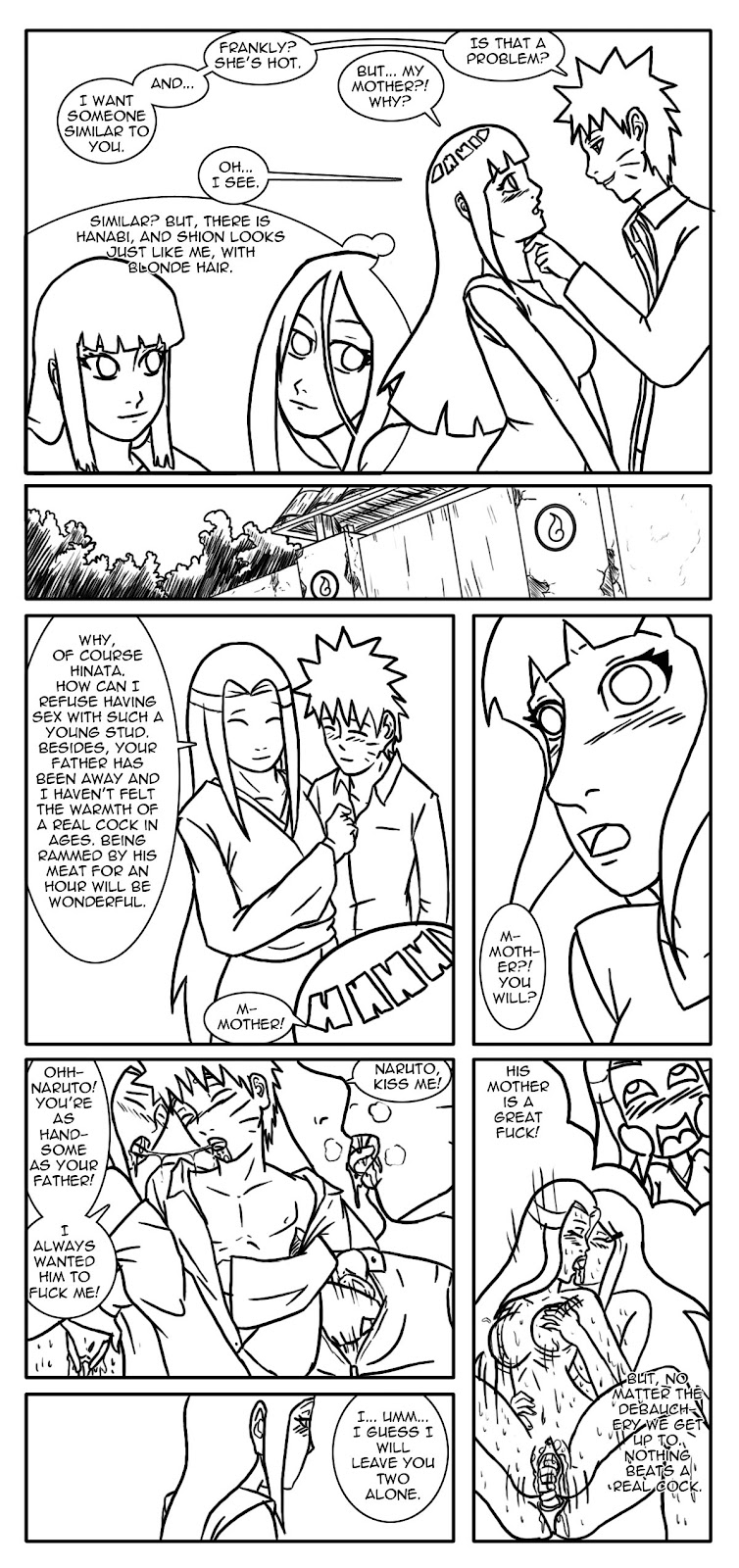 married fanfiction naruko and naruto Dungeon fighter online male mage