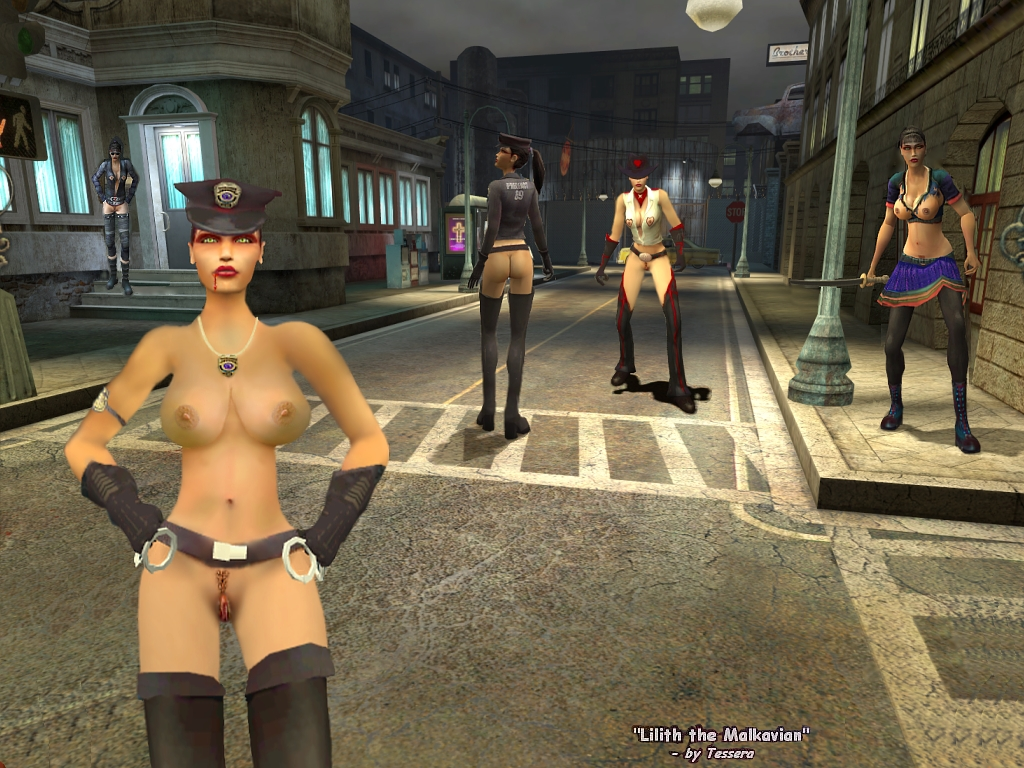 the clothes vampire masquerade bloodlines Expelled from paradise