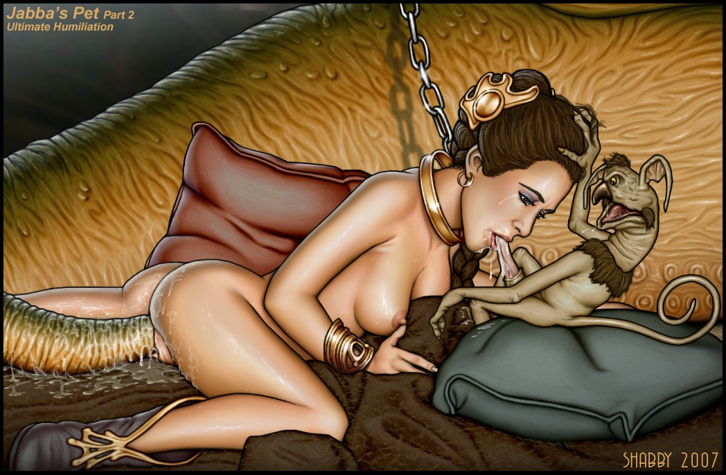 princess leia wars nude star Lubella, the witch of decay