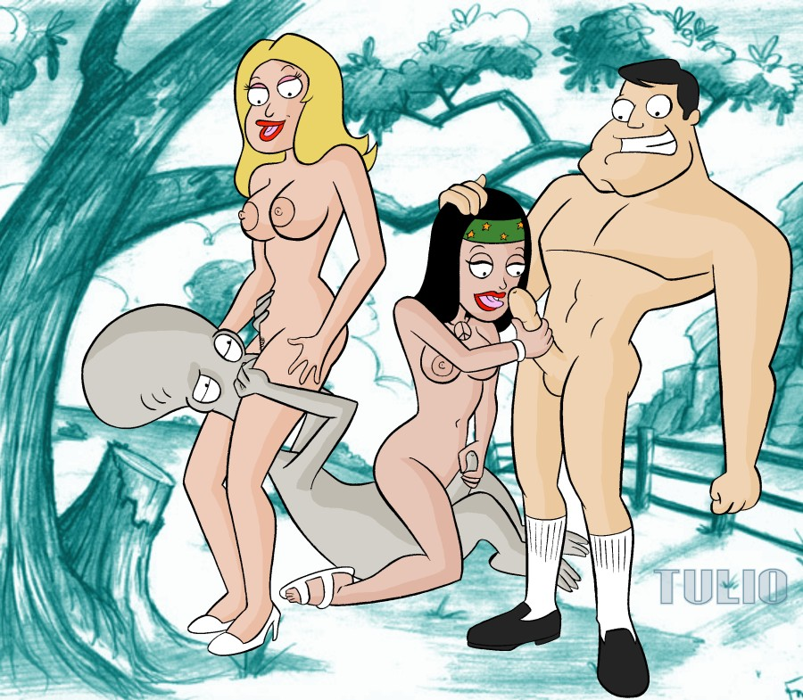 of christmas american dad ghost past Lion centaur breath of the wild