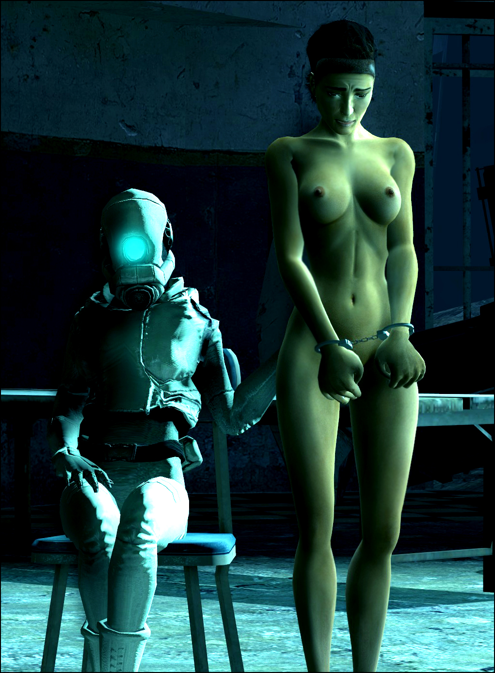 friendly half-life mr If it exist there is porn