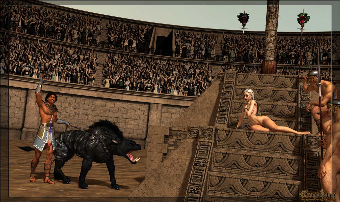 margaery game nude of thrones Greater dog and lesser dog