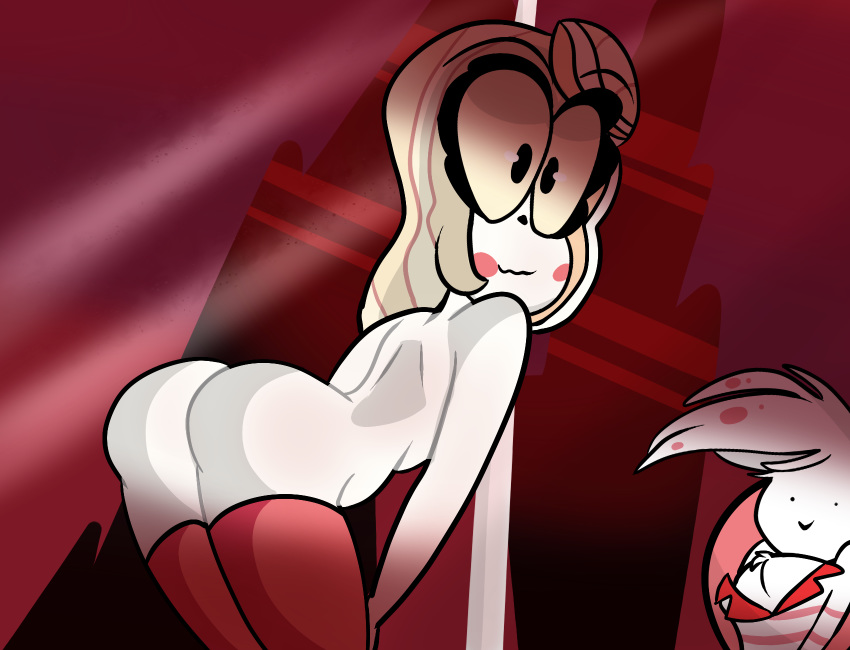 hentai angel hazbin hotel dust This is the ultimate orgy