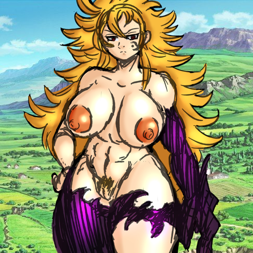 sins seven deadly naked diane the Sunflower plants vs zombies 2