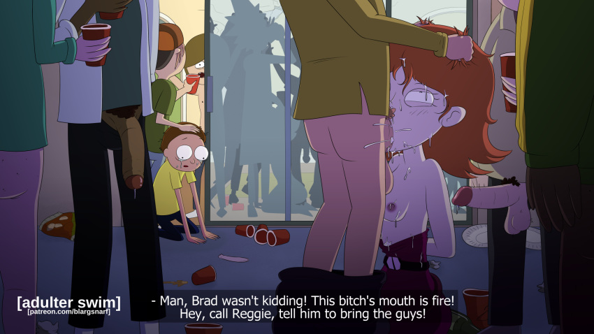 morty and rick drool rick Friday the 13th the game nude