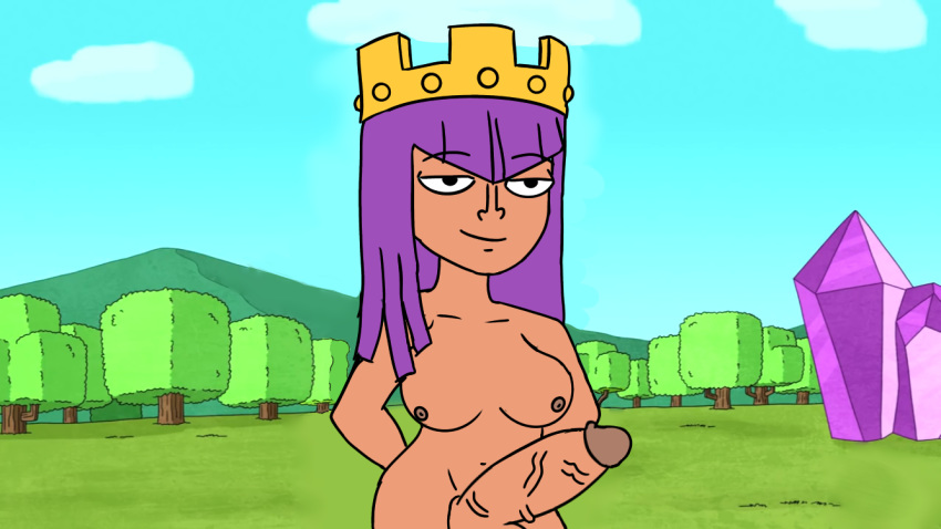 clash clans naked of queen Darling in the franxx hachi