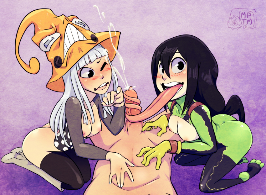 old is asui how tsuyu I don't polycotton to coping tropes