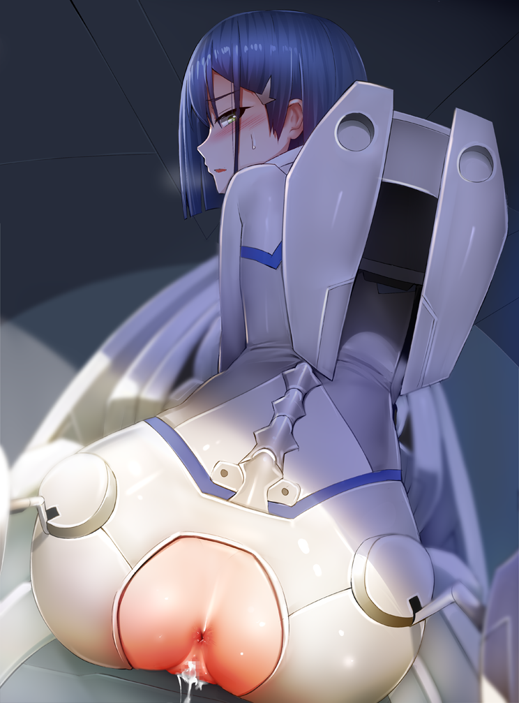 mitsuru franxx the in darling In another world with my smartphone