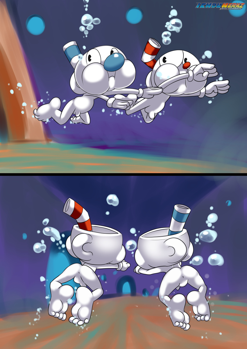 cuphead character you which are Dragon quest 11 king squid