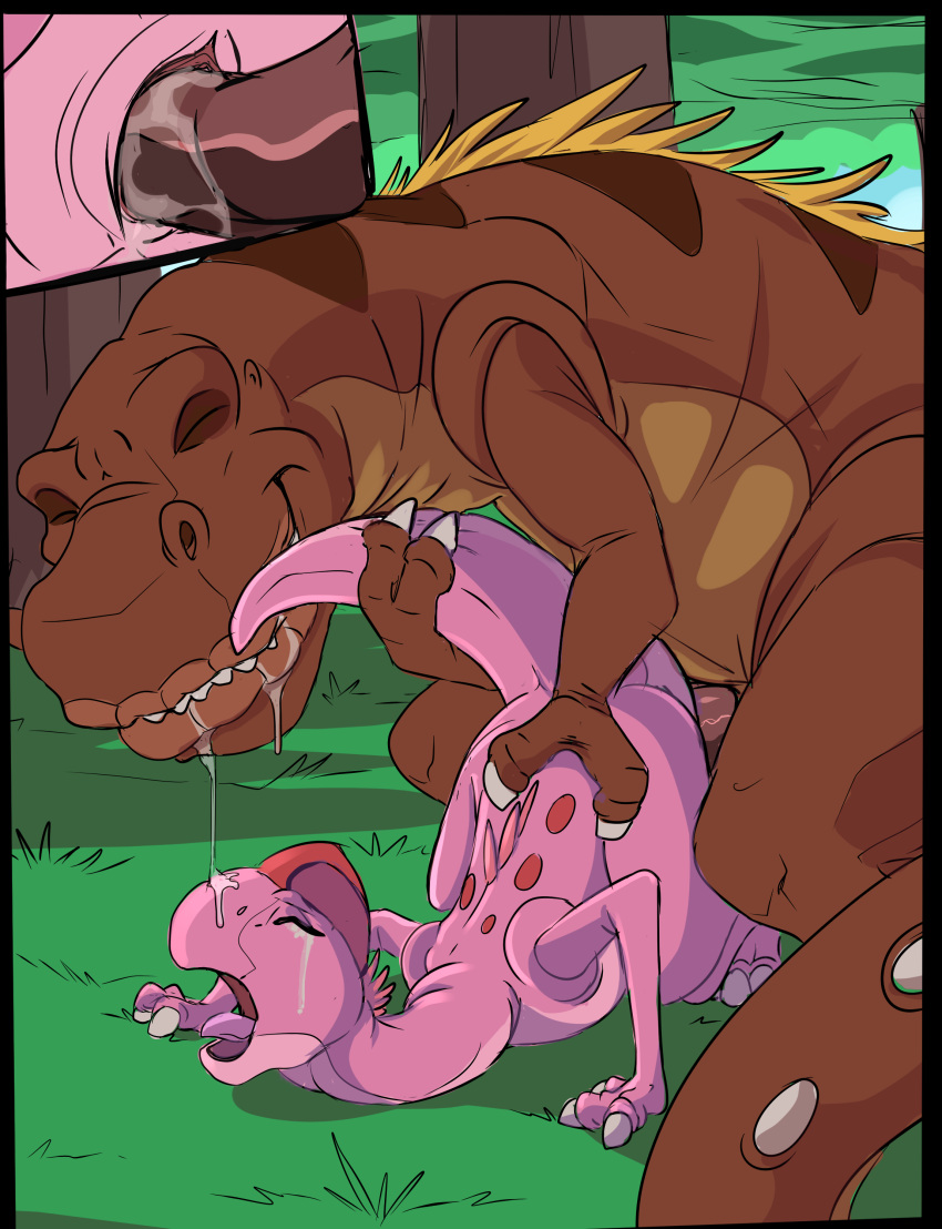 land the before time dinosaur sarah Android 21 (good)